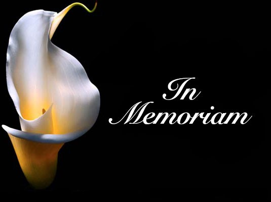 in memoriam We are a back-to-basics, truly family-owned and operated funeral provider kelsi  holds a degree as a mortuary science practitioner in 2008, she passed the.